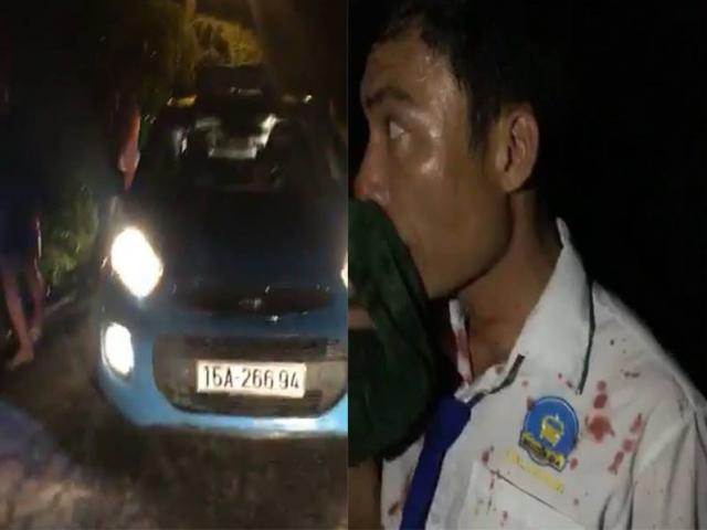 Hơn 100 cảnh sát truy bắt 2 đối tượng dùng dao uy hiếp cướp taxi