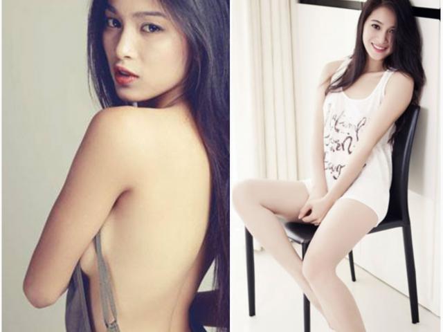 Vẻ nóng bỏng của bạn gái mê xe phân khối lớn kém Johnny Trí Nguyễn 15 tuổi