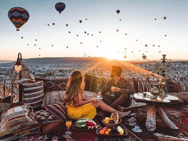 Lý do Thổ Nhĩ Kỳ sẽ là điểm đến khiến cho du khách yêu từ cái nhìn đầu tiên