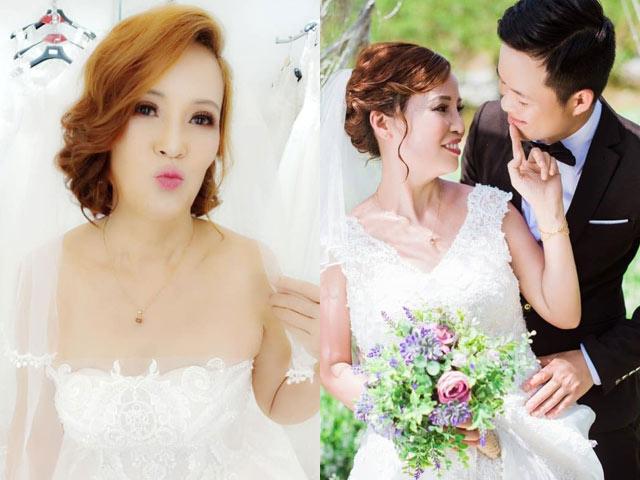 """Cô dâu 62 lấy chú rể 26 tuổi: """"Tôi chuẩn bị là cô dâu xinh đẹp nhất thế giới"""""""
