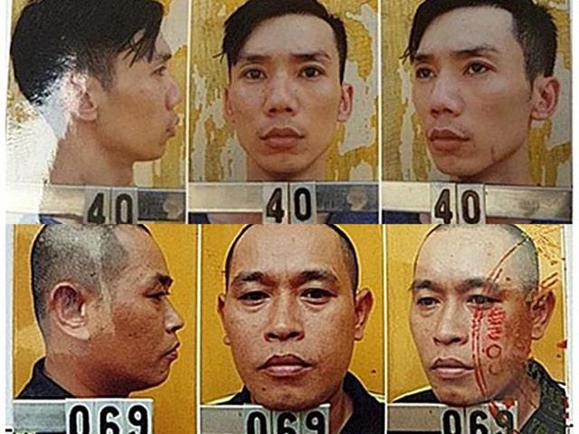 """Huy """"nấm độc"""" vượt ngục cùng bạn tù ở Bình Thuận"""