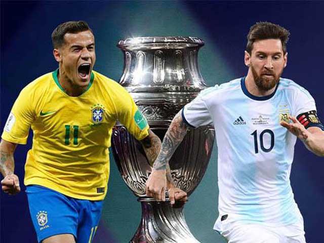 """Bán kết Copa America, Brazil - Argentina: Đại tiệc tấn công, Messi chờ """"báo thù"""""""