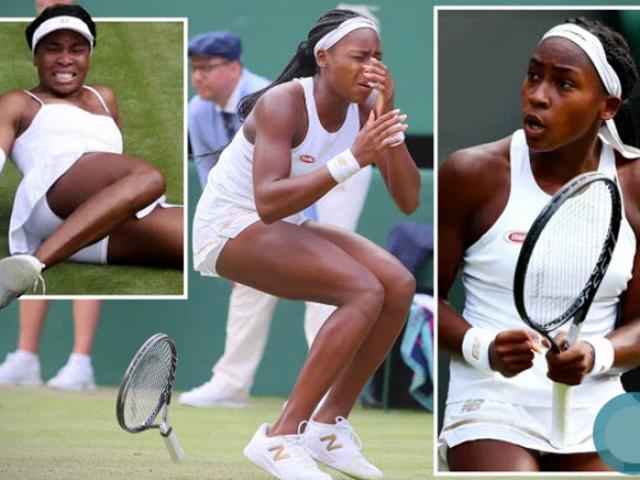 Địa chấn Wimbledon: Nữ sinh cấp 2 lập kỳ tích hạ tượng đài quần vợt là ai?