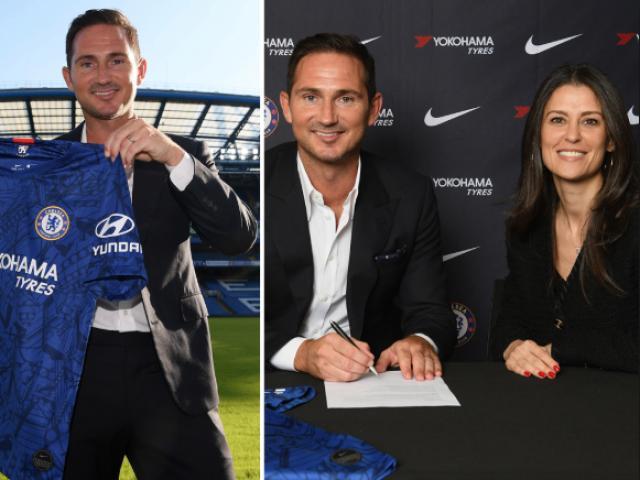 Tân HLV Lampard mưu phục hưng Chelsea: Mơ hạ MU làm quà ra mắt