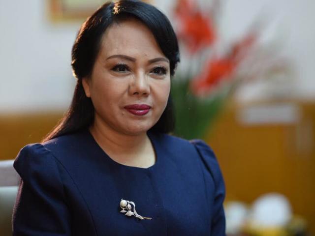 Công bố quyết định nhân sự liên quan đến Bộ trưởng Nguyễn Thị Kim Tiến