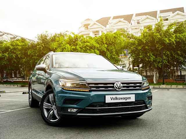 Volkswagen Tiguan Allspace bổ sung thêm phiên bản Luxury tại thị trường Việt