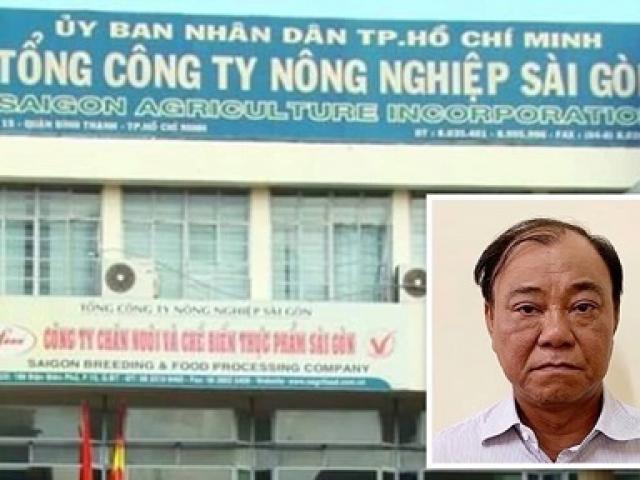 """Những phi vụ """"ném tiền qua cửa sổ"""" của nguyên Tổng giám đốc SAGRI Lê Tấn Hùng"""