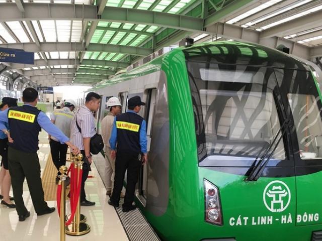 Chủ đầu tư nói gì về khoản vay triệu đô vận hành metro Cát Linh-Hà Đông?