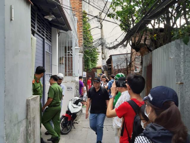 Nghi án nữ sinh bị sát hại trong phòng trọ ở Sài Gòn