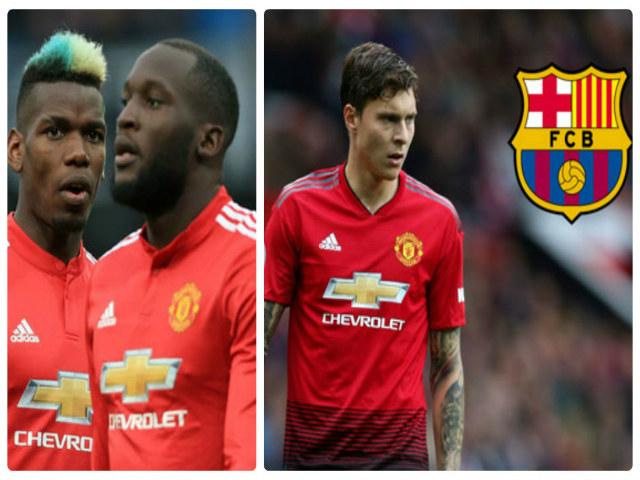 """MU dễ đại loạn: Pogba - Lukaku """"bỏ chạy"""", Barcelona ve vãn """"Người băng"""""""