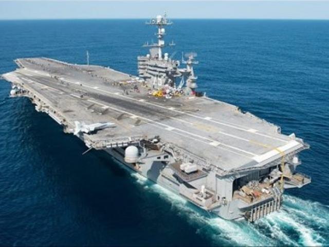 """Nga sắp có siêu tàu sân bay 40.000 tấn, chở theo 40 chiến đấu cơ """"khủng"""""""