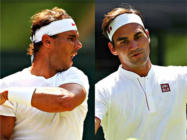 Đại chiến Federer – Nadal, Wimbledon 2019: Mở ra cánh cửa số 1 mọi thời đại