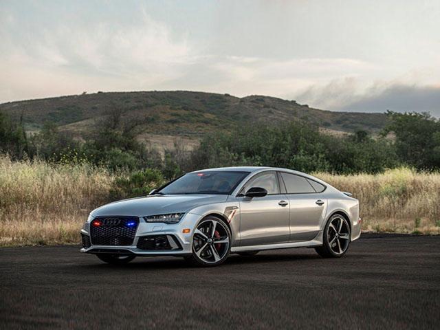 Audi RS7 Sportback sở hữu khả năng chống đạn đỉnh cao cùng hiệu suất vận hành ấn tượng