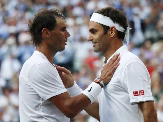 Mãn nhãn kinh điển Wimbledon: Nadal hé lộ sai lầm, Federer kìm nén cảm xúc
