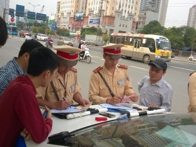 Sẽ có quy định liên quan đến xử phạt người quên mang giấy tờ xe