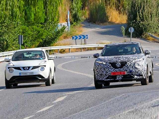 Nissan Juke thế hệ mới chốt lịch ra mắt vào tháng 9