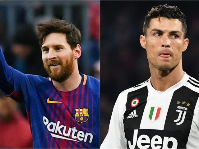 """Ronaldo """"sôi máu"""" vì bị đồng đội cũ coi kém tài Messi ở biệt tài nào?"""