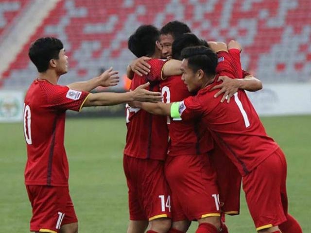 """Chiều nay ĐT Việt Năm bốc thăm vòng loại World Cup: Dễ như mơ hay """"bảng tử thần"""""""