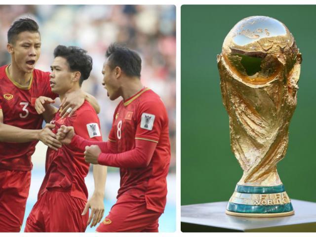 Trực tiếp lễ bốc thăm vòng loại World Cup 2022 khu vực châu Á: ĐT Việt Nam nằm ở bảng nào?