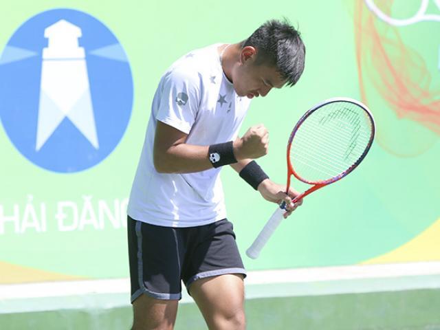 Hoàng Nam lập chiến tích tennis ATP: Bay cao vượt 6 tay vợt Trung Quốc