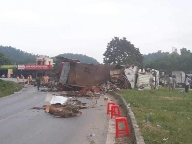 Khởi tố vụ tai nạn thảm khốc ở Hòa Bình, 3 người chết, 38 người bị thương