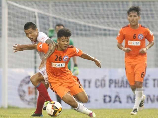 Trực tiếp bóng đá V-League, TP.HCM - Đà Nẵng: Bảo toàn thành quả (KT)