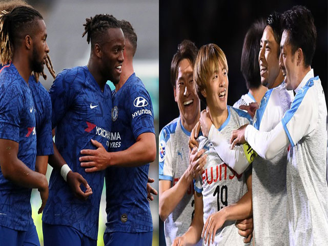 Trực tiếp bóng đá Kawasaki Frontale - Chelsea: Batshuayi lĩnh xướng hàng công
