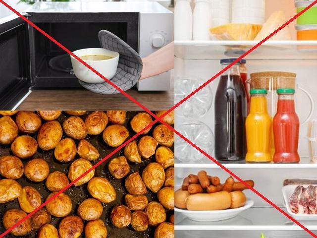 """8 thói quen bảo quản thực phẩm cực kỳ nguy hiểm, biến thức ăn thành """"độc dược"""""""