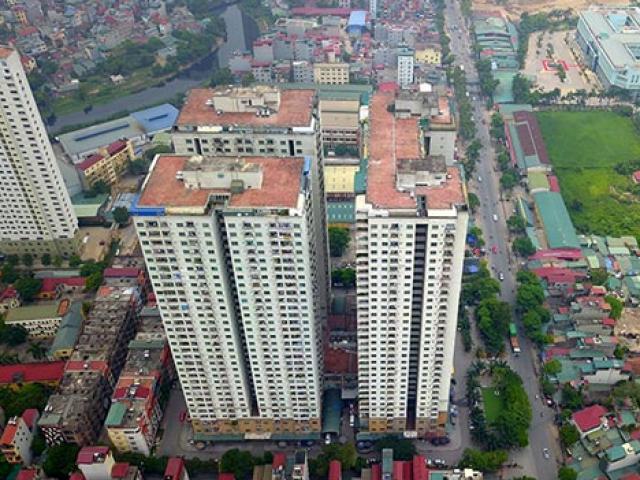 Bộ Tài nguyên Môi trường yêu cầu dừng thu hồi sổ đỏ chung cư đã cấp