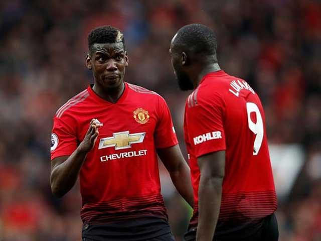 """Kẻ nổi loạn"" Pogba & Lukaku muốn chuồn khỏi MU: Real & Inter báo ""tin xấu"""