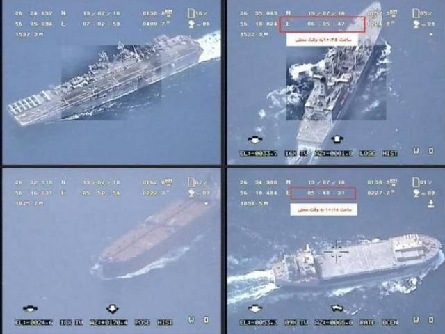 Căng thẳng đến đỉnh điểm, Iran chặn bắt tàu chở dầu của Anh