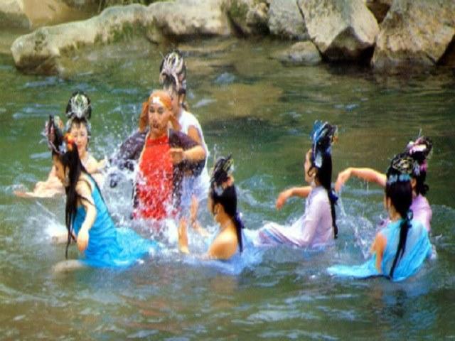Tiết lộ bất ngờ về 'cảnh nóng' đầu tiên trong Tây Du Ký