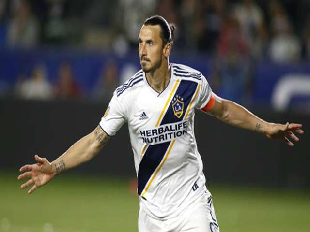 Choáng váng Ibrahimovic 37 tuổi: Lập siêu phẩm hat-trick tung hoành MLS