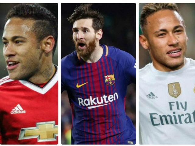 """Messi rủ Neymar về Barca lấy cúp C1: PSG """"bắt tay"""" MU - Real phản đòn"""