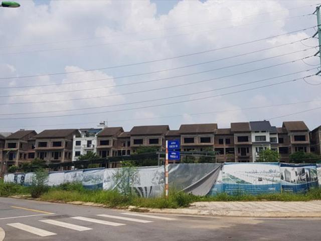 """Tràn lan khu đô thị, biệt thự bỏ hoang: Điểm mặt biệt thự """"ma"""""""