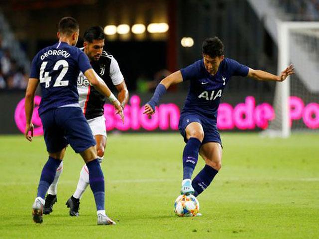ICC Cup Juventus - Tottenham: Ronaldo nổ súng, định đoạt nhờ siêu phẩm