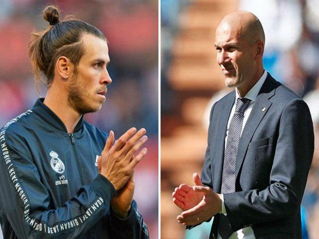 """Real thua đau, Zidane nổi giận: Xác nhận """"đuổi thẳng"""" Bale luôn và ngay"""