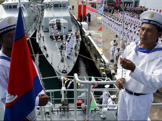 Campuchia lên tiếng về thông tin bí mật cho TQ thuê căn cứ hải quân