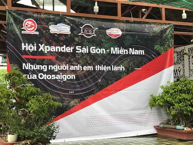 Offline và giao lưu chia sẻ cùng cộng đồng Xpander Việt Nam