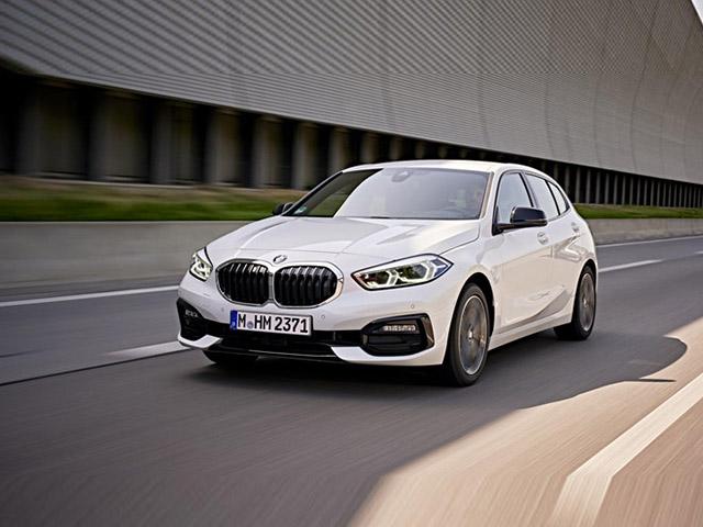 BMW 1-Series 2020 ra mắt với động cơ xăng và diesel, nâng cấp đáng chú ý về khoang cabin