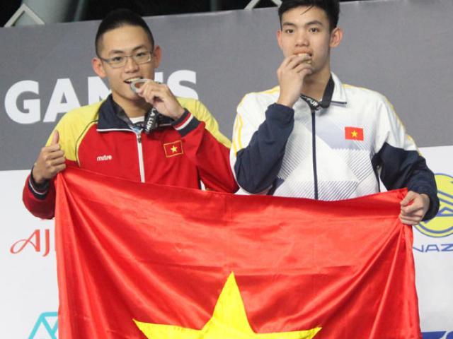 Tin thể thao HOT 23/7: Huy Hoàng xếp 15 giải bơi vô địch thế giới