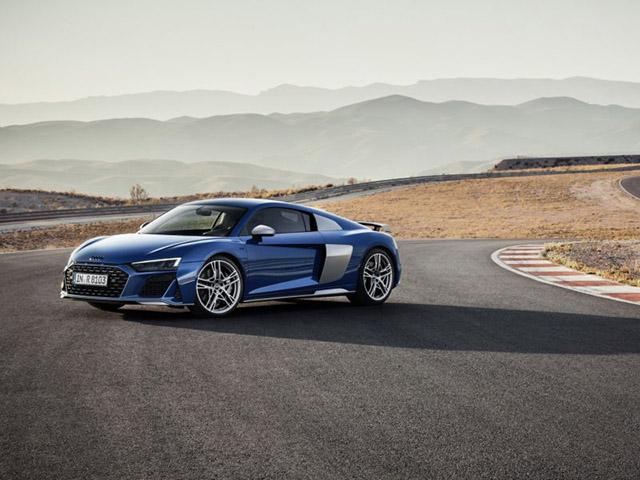 Audi R8 thế hệ tiếp theo sẽ được áp dụng công nghệ điện hóa