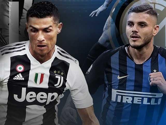 """Juventus - Inter Milan: """"Bia tập bắn"""" cho Ronaldo (ICC Cup)"""