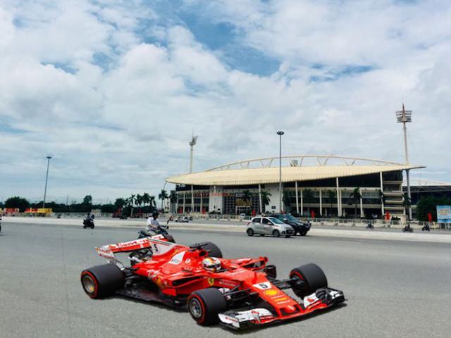 Vingroup của ông Phạm Nhật Vượng bất ngờ nhận về công ty tổ chức giải F1