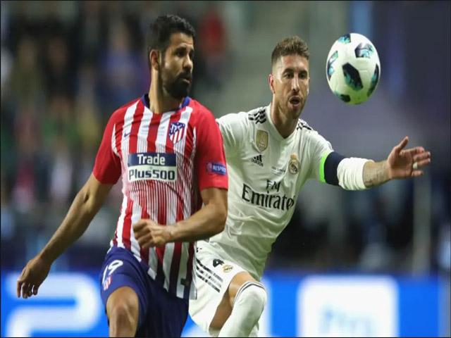 Trực tiếp bóng đá ICC Cup Real Madrid - Atletico: Hat-trick sửng sốt cho Costa