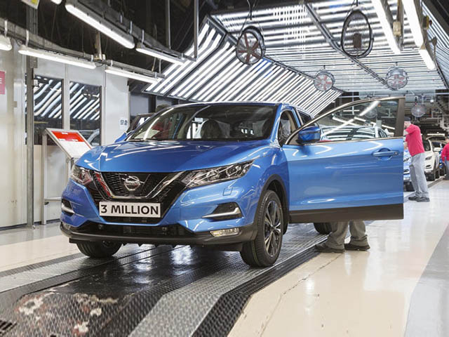 Nissan có kết quả kinh doanh tệ nhất trong 10 năm trở lại đây, lợi nhuận ròng giảm 95%