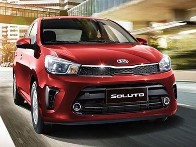 Cạnh tranh với Toyota Vios, đối thủ Kia Soluto sắp về thị trường Việt