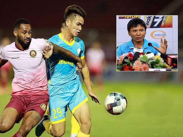 Bóng đá Việt Nam sống chung với tiêu cực