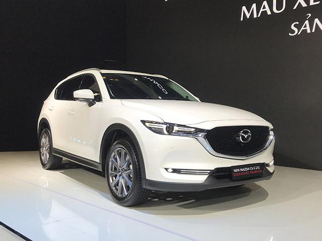 THACO ra mắt mẫu xe Mazda CX-5 thế hệ 6.5 tại Việt Nam