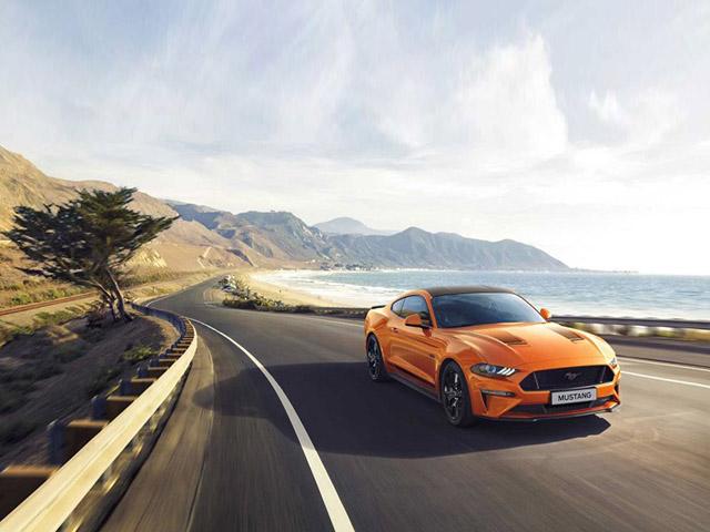 Ford kỉ niệm 55 năm dòng xe với sự ra mắt của Mustang55 2020 phiên bản đặc biệt